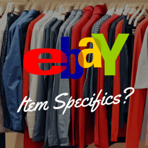 ebay item specifics