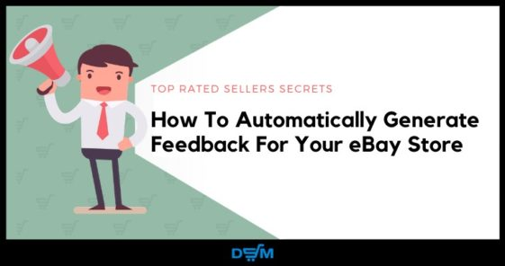 eBay Dropshipping Automation Software for Automatic Feedback