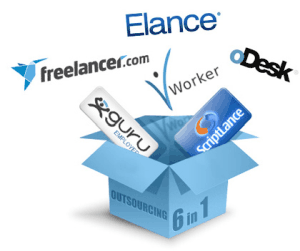 freelance outsourcing platforms