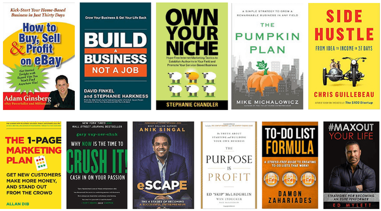 The must-read business books for dropshipping and eCommerce