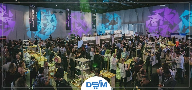 Retail Disrupt 2018 Main Hall