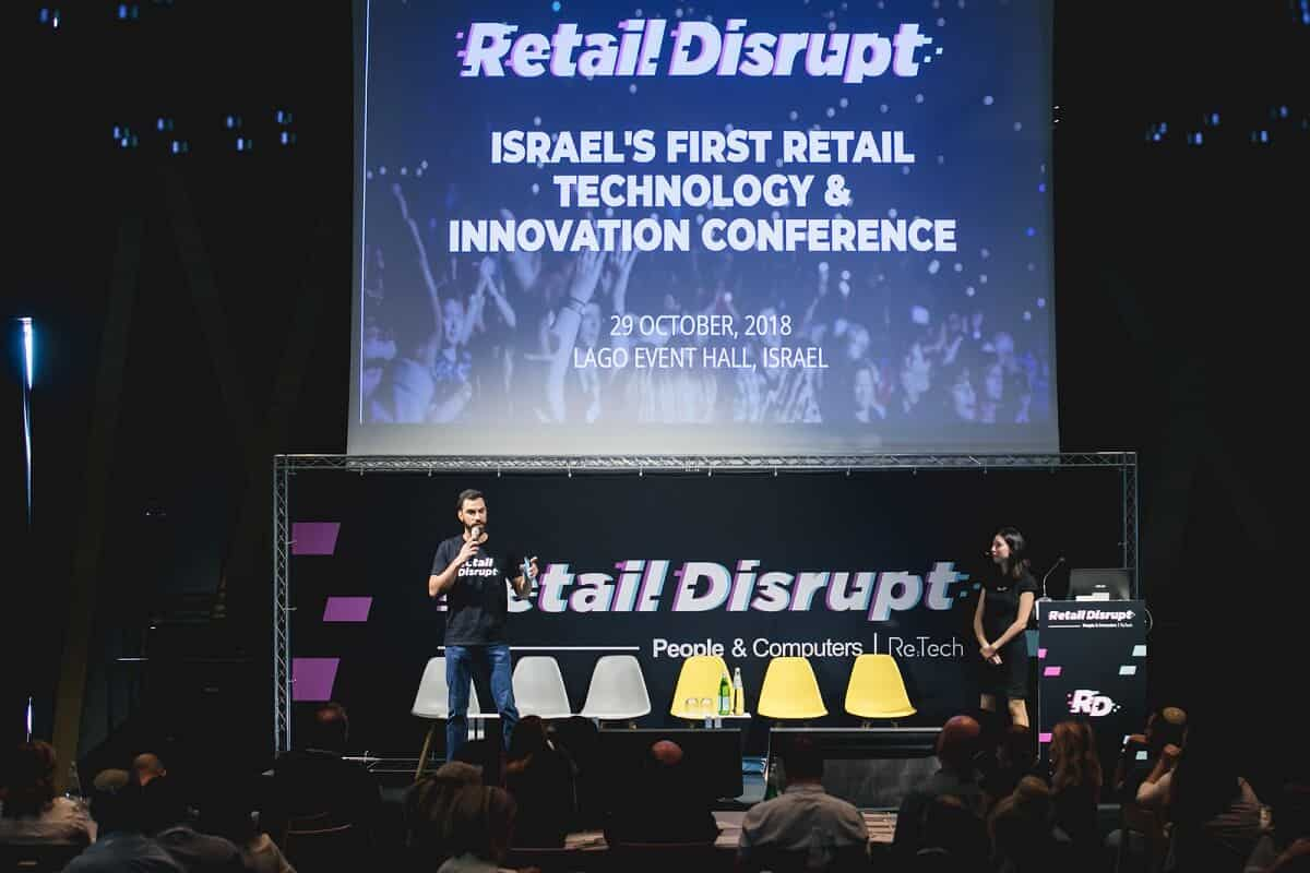 Tech Retail convention in Israel