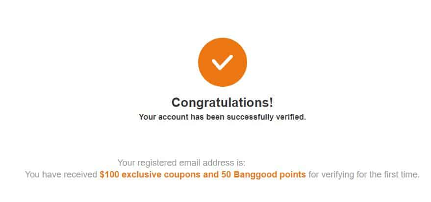 getting extra discounts and points in Banggood dropshipping