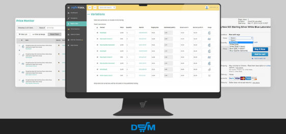 DSM Tool benefits Multi Variations on eBay