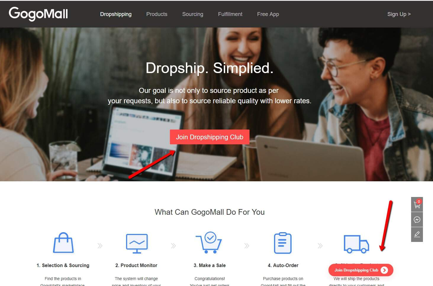 Drop Shipping Suppliers Guide: How to Dropship from GogoMall