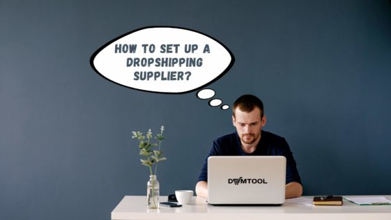 How to set up a dropshipping supplier
