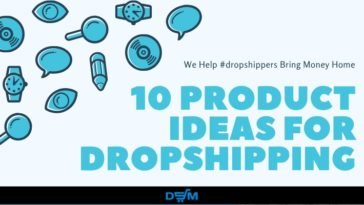 10 ideas of products to for dropshipping