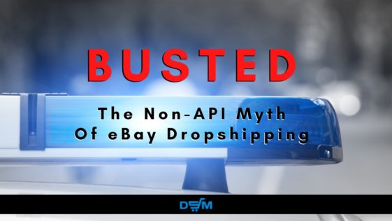 eBay Dropshipping Non Api Software