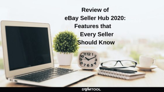 eBay seller hub 2020 review