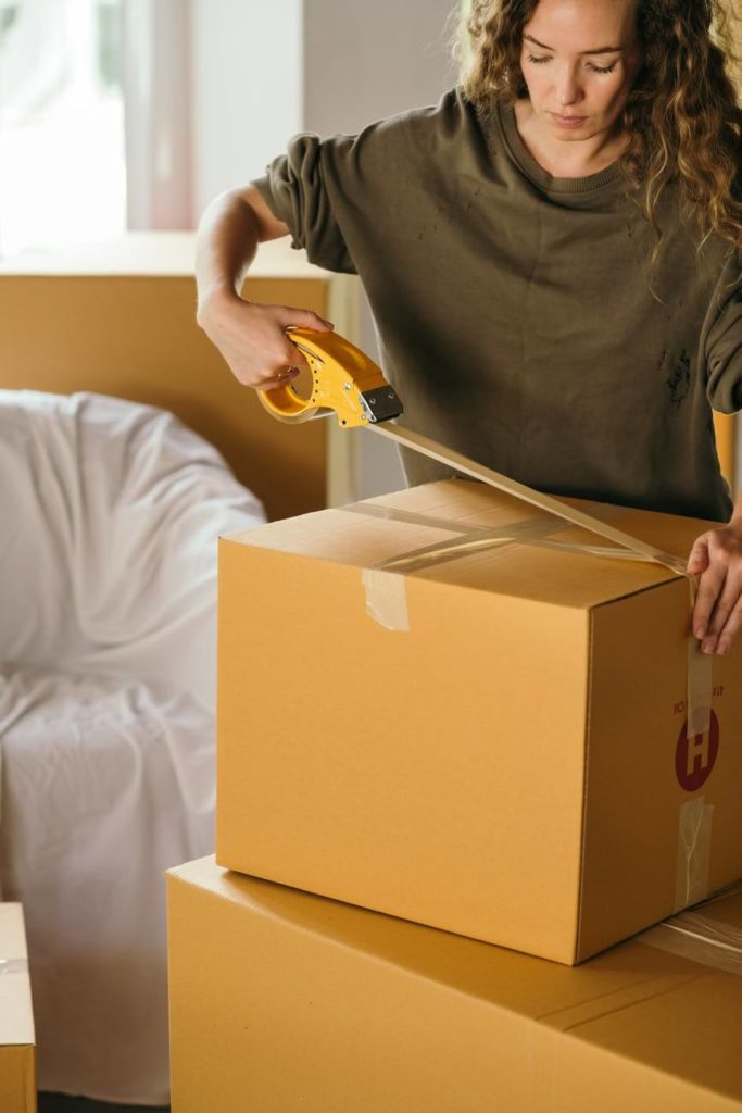 Packing for drop shipping