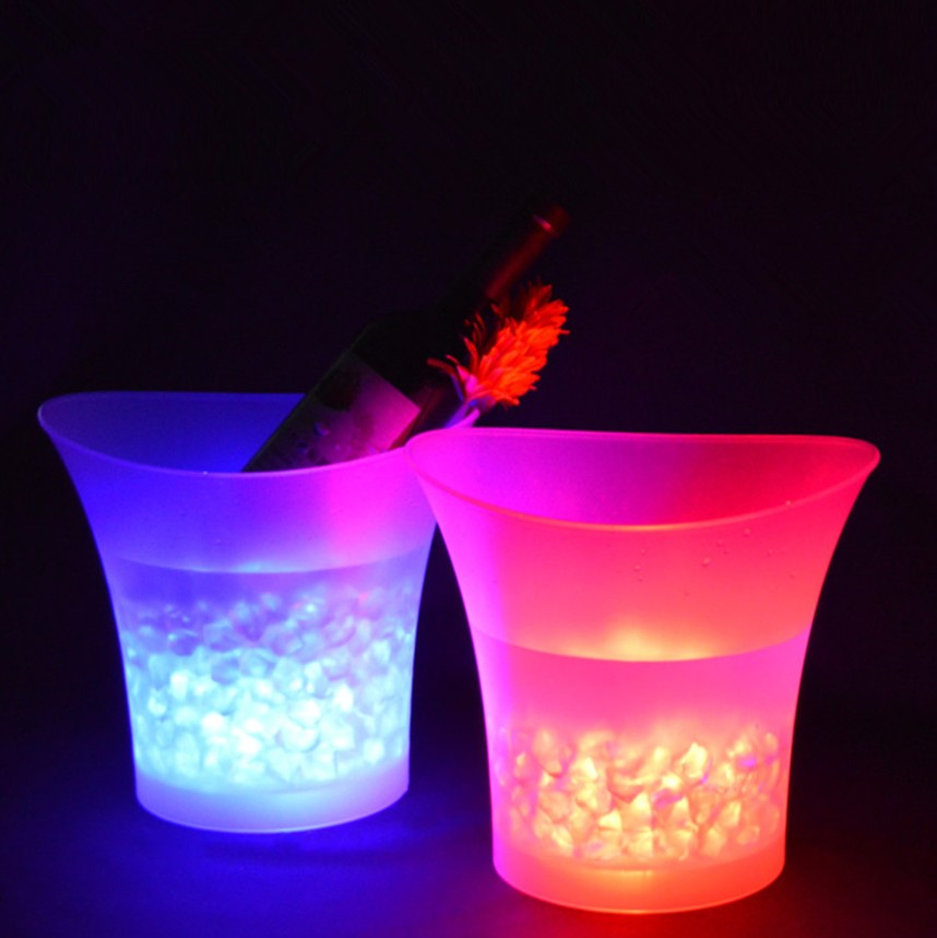 Waterproof LED Ice Bucket as a trending Halloween product