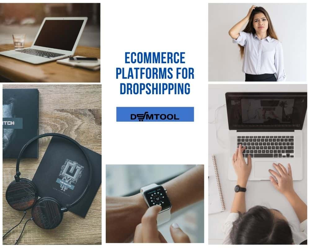eCommerce platforms for dropshipping