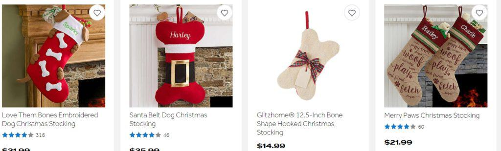 Most selling Christmas pet product example