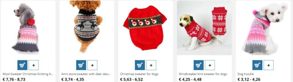 A perfect Christmas gift example for pet lovers