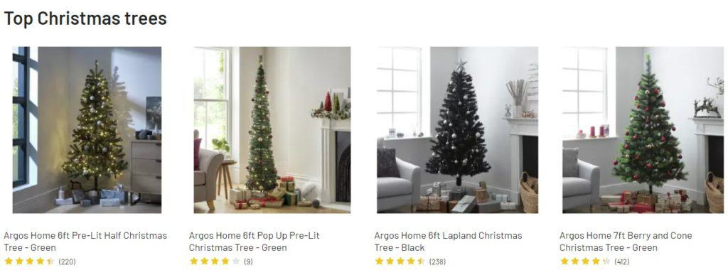 dropshipping Christmas trees