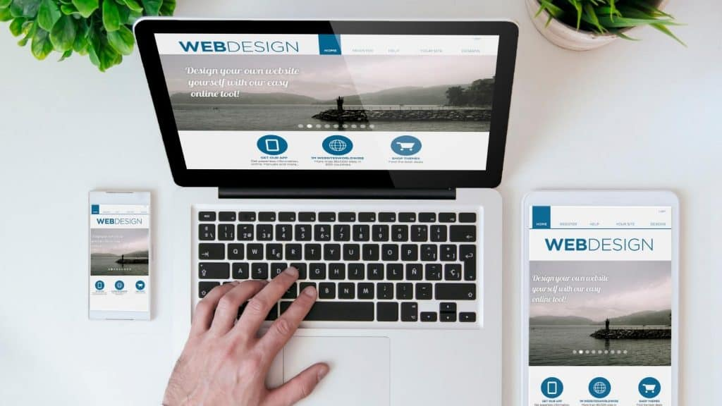 The site design influences bounce rate on eCommerce
