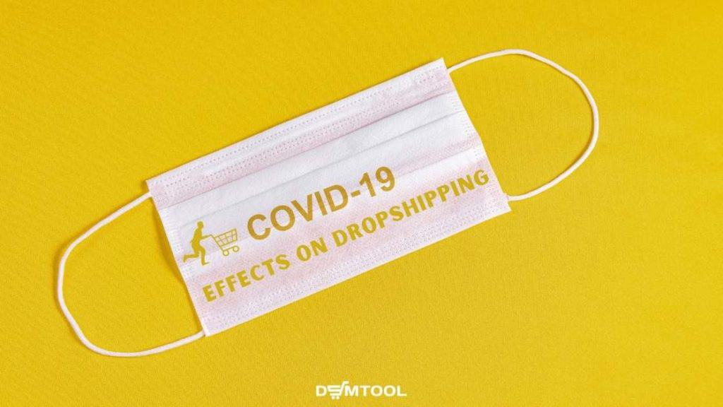 How COVID-19 affects on dropshipping