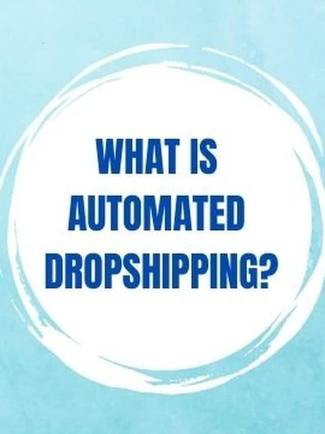 Automated dropshipping