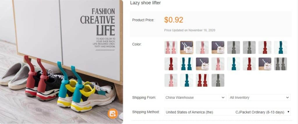 lazy shoe lifter to sell on Mother's Day online