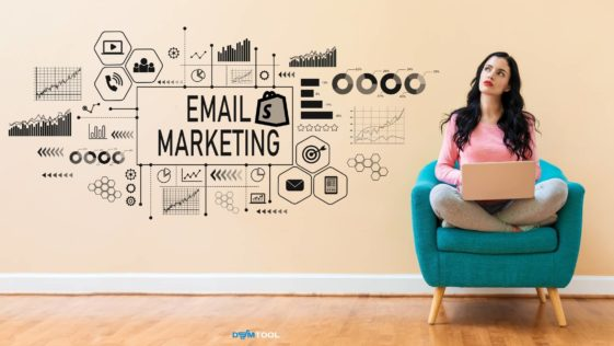 Shopify email marketing campaign