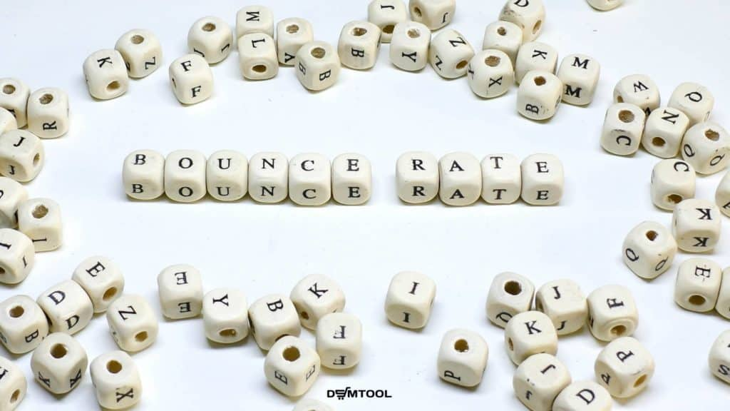 bounce rate on ecommerce