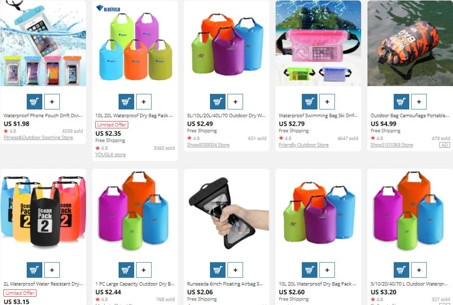 Hot products for dropshipping in summer