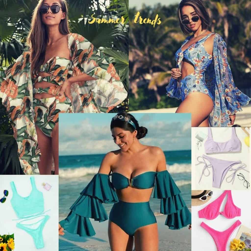 Hot summer items examples