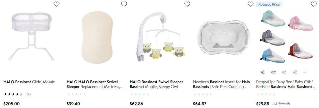 Top baby products from Walmart