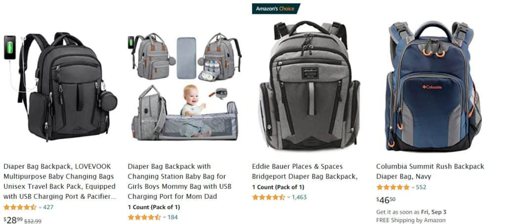 baby gear for dads you can dropship