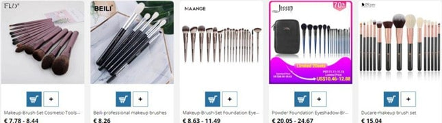 Aliexpress beauty dropshipping products