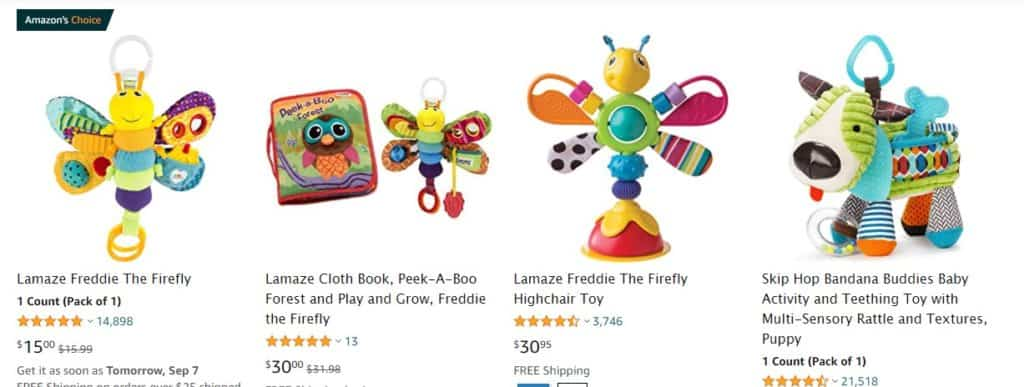 baby trending products