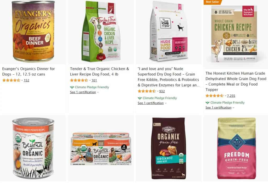 Dropshipping pet food from Amazon